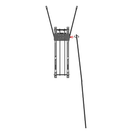 F500 Basketball Wall Attachment compatible with B300 and B7003 playing heights