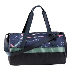 Cardio Training Fitness Bag 20L - Floral Khaki