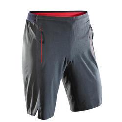 Sporthose kurz FST 900 Cardio-/Fitnesstraining Herren khaki