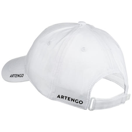 Tennis Cap TC 500 58 cm - White