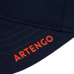 Pet voor racketsport Artengo TC 500 marineblauw rood