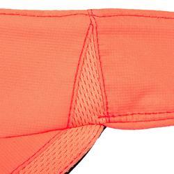 球拍運動遮陽帽TV 100-珊瑚紅