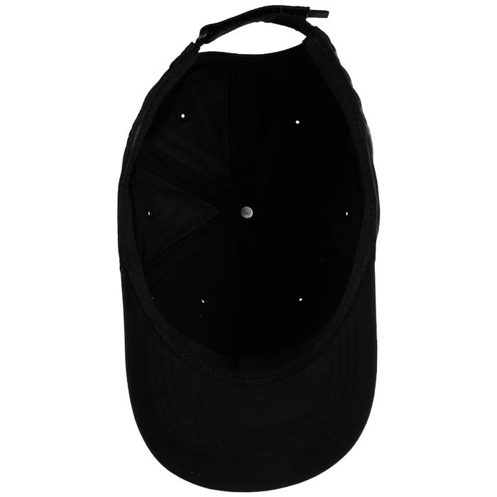 網球帽TC 500(58 cm)-黑色