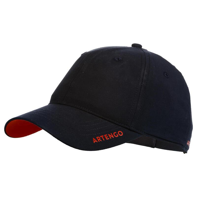Sports Cap TC 500 58 cm - Navy/Red