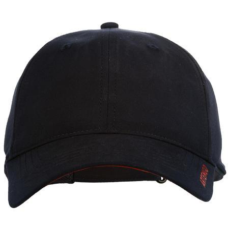 Topi Tenis Topi TC 500 58 cm - Navy/Merah