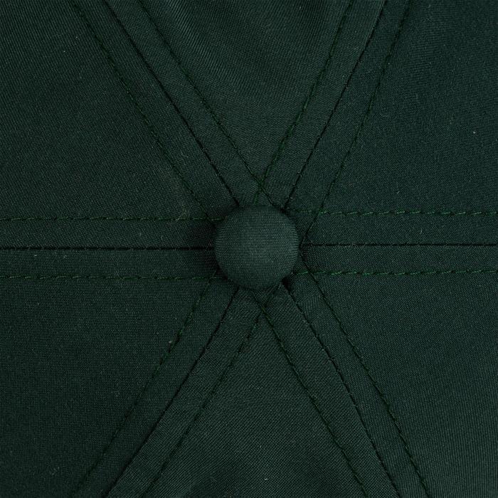 Schirmmütze TC 500 Tennis-Cap kaki/türkis