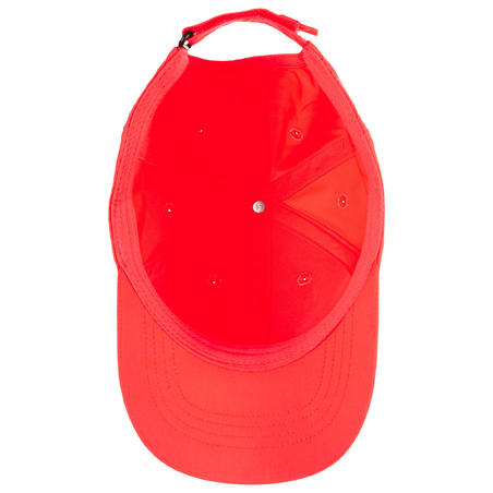 TC 500 Kids' Racket Sports Cap - Pink