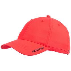 TC 500 Kids' Racquet Sports Cap - Pink