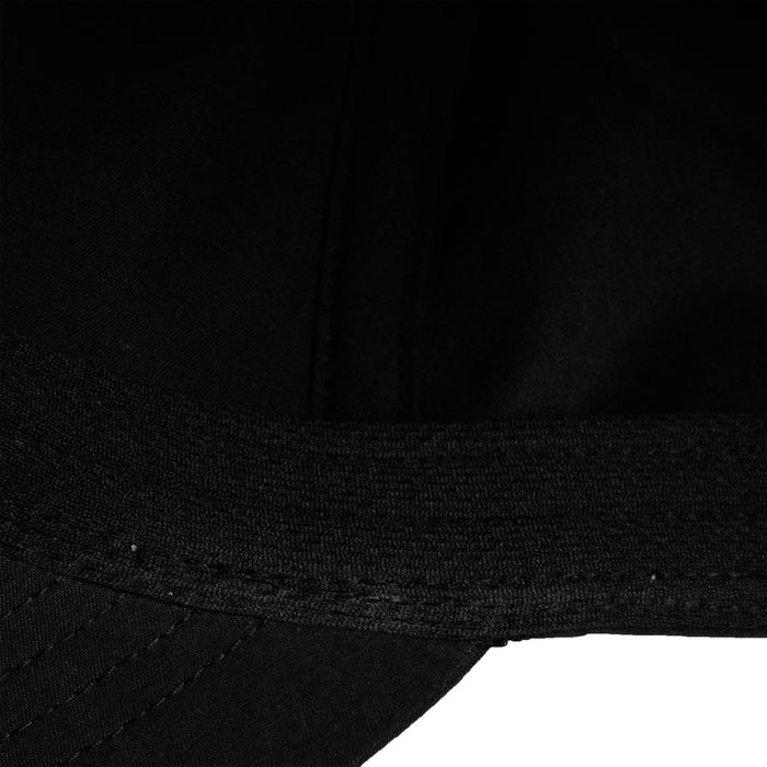 Tennis-Kappe Schirmmütze Racketsport TC 500 Kinder schwarz
