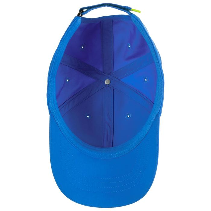Tennis-Kappe TC 500 Schirmmütze Racketsport Kinder blau