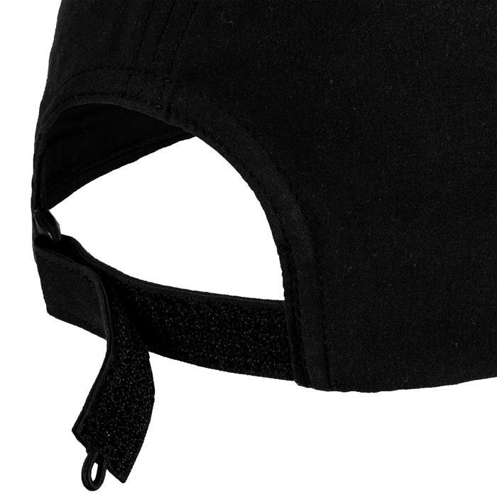 Tennis-Kappe Schirmmütze flexibel Racketsport TC 100 schwarz