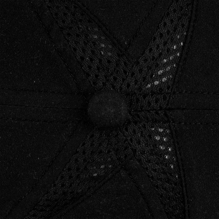 Schirmmütze Schlägersportarten Erwachsene schwarz