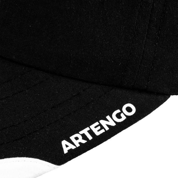 Volwassenpet voor racketsporten, Artengo, zwart