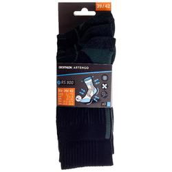 RS 900 Socks Tri-Pack - Black/Khaki