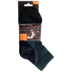 RS 900 Mid Sports Socks Tri-Pack - Khaki/Black