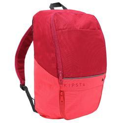 團體運動背包Classic 17L- 深紅/亮粉色