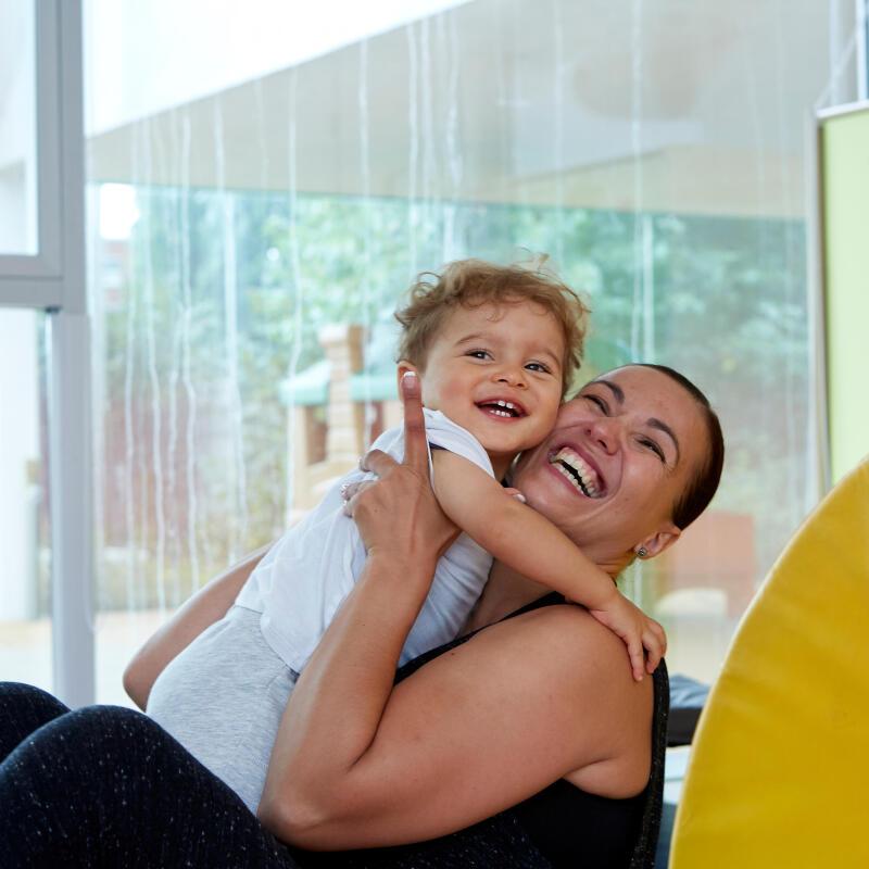 10 exercices faciles parents et enfant de 2 à 4 ans