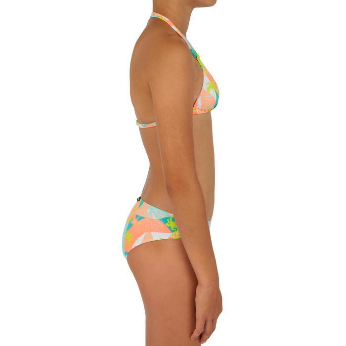 Meisjes Bikini triangeltop Taloo Lilou blauw