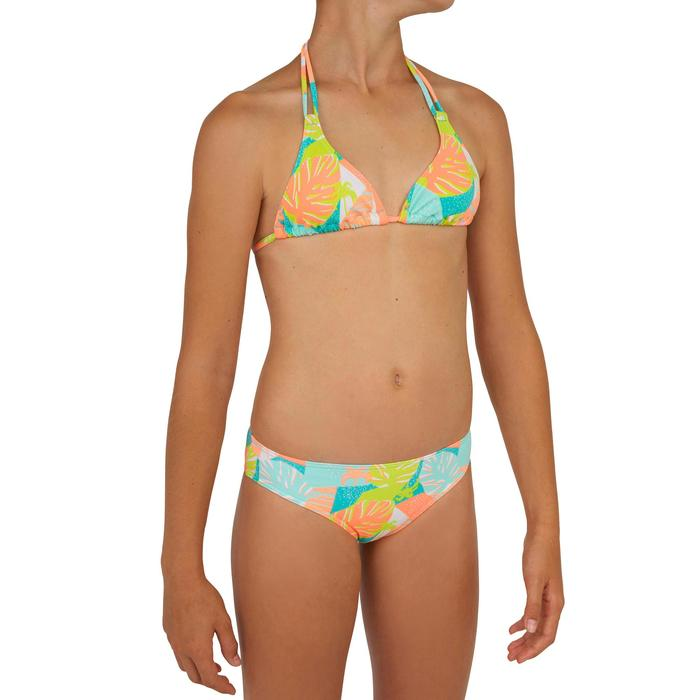 Bikini Completo Surf Olaian Taloo Lilou Niña Azul