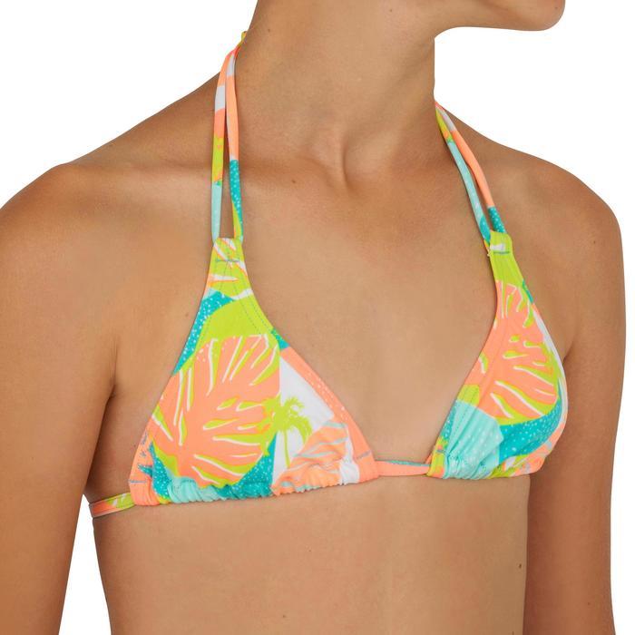 Bikini-Set Triangel Taloo Lilou Mädchen blau