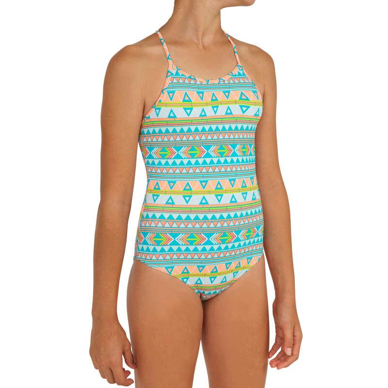 GIRL'S SWIMSUITS Surf - HANALEI SAMOA MARTINICA OLAIAN - Surf Clothing