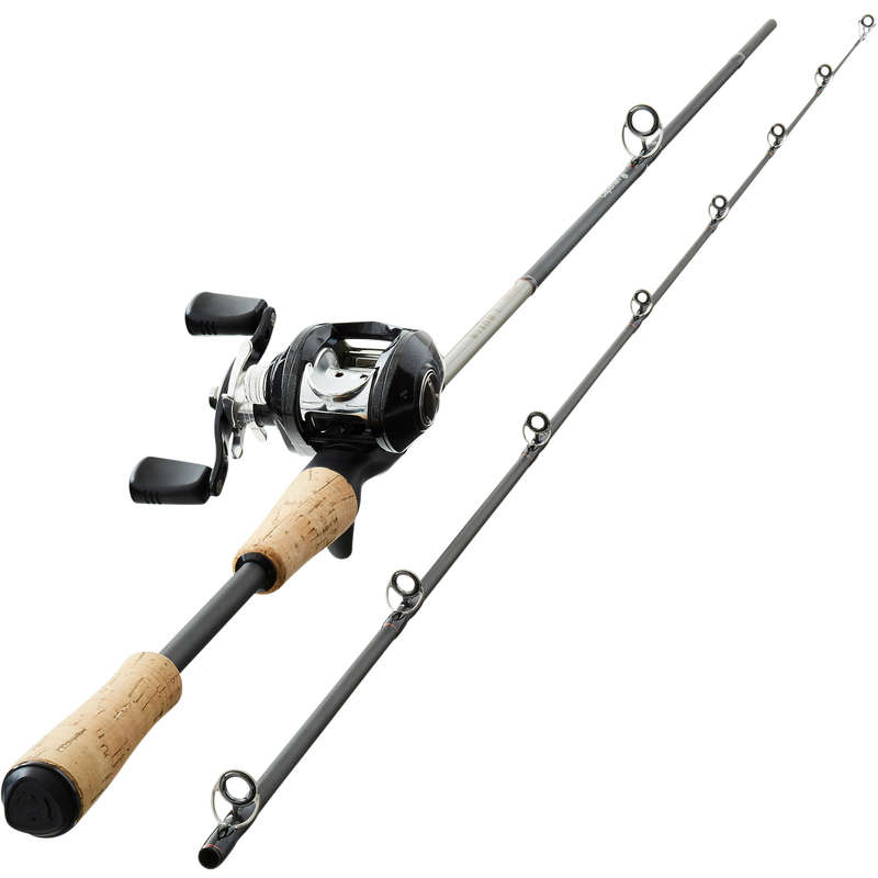 CANNE E COMBO SPINNING MEDIO Pesca - Set WIXOM-1 180ml CAST CAPERLAN - Pesca a spinning