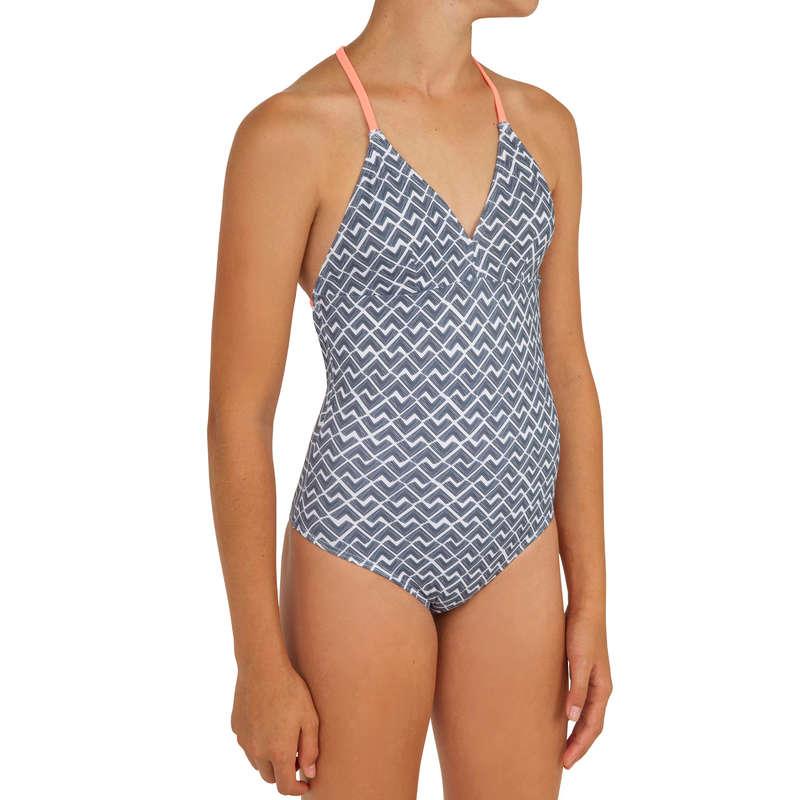 COSTUM DE BAIE FATĂ Surf, Bodyboard, Wakeboard - Costum înot HIMAE SWING OLAIAN - Costume de baie, Protectii Solare, Papuci