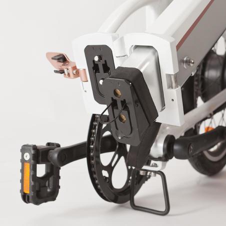Electric Assistance Folding Bike Tilt 500 - White