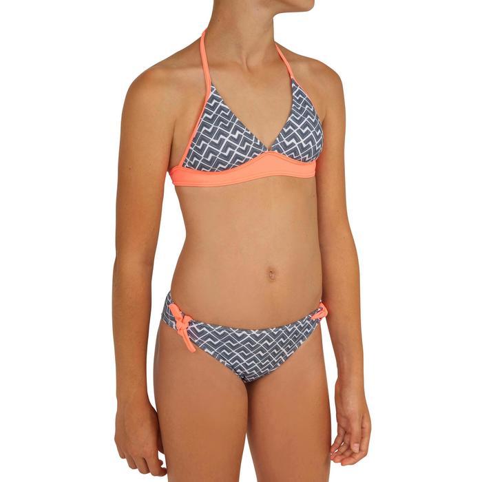 Bikini adolescente tipo fular con PAD desmontables TAMI SWING
