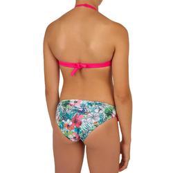 Bikini tipo fular con relleno extraíble para adolescente TAMI TONGA