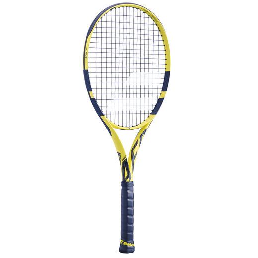 Racchetta tennis adulto babolat PURE AERO gialla