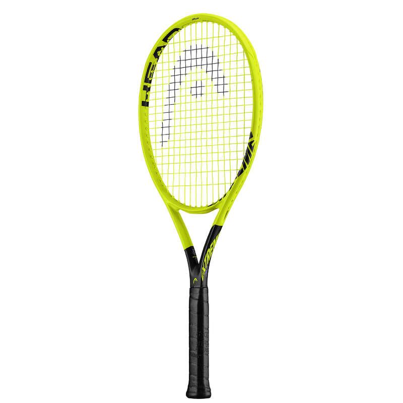 ADULT ADVANCED RACKETS Tennis - Extreme MP - Neon Yellow HEAD - Tennis