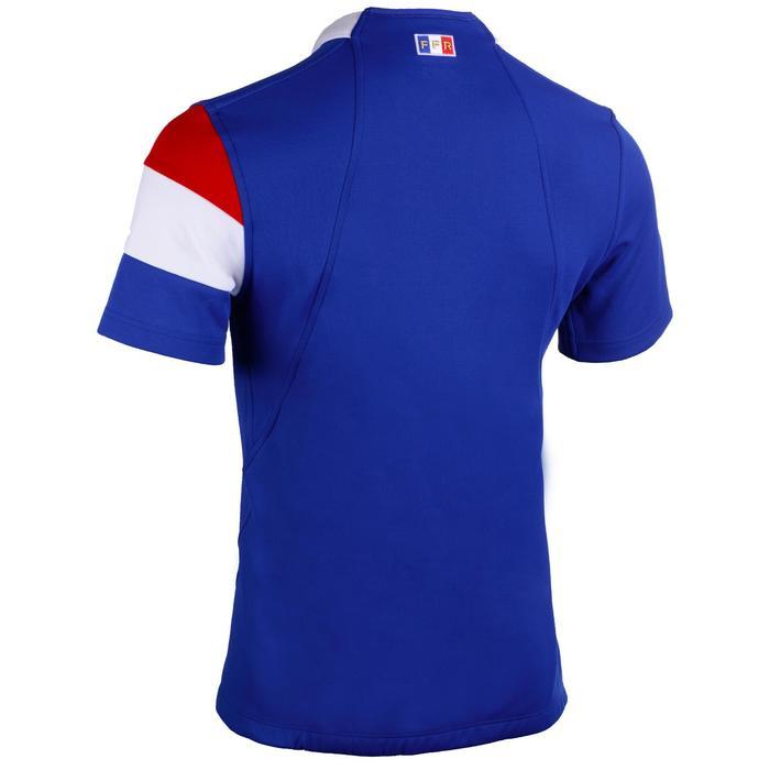 Rugbytrikot Replica Frankreich Kinder Heimtrikot 2019 blau