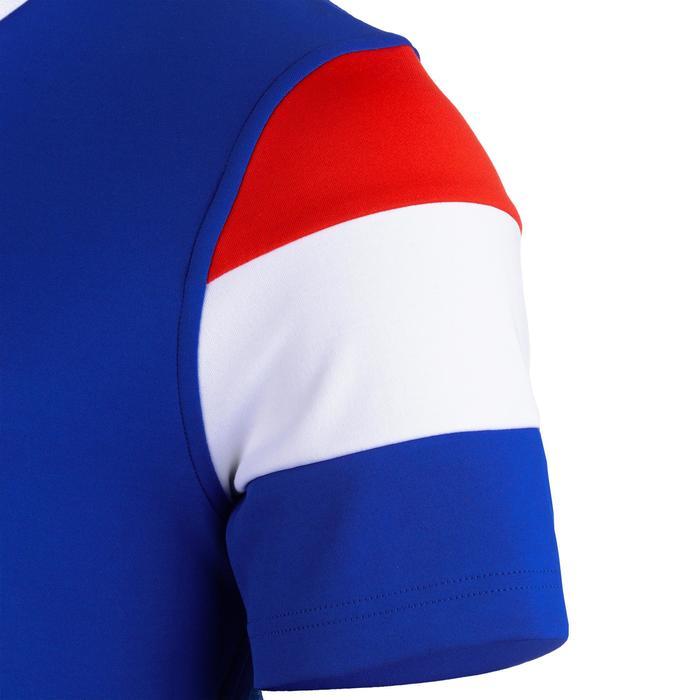 Shirt replica FFR XV de France thuisshirt blauw kinderen 2018/2019