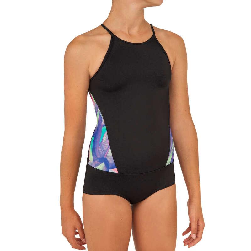 Lány fürdőruha Strand, szörf, sárkány - Fürdőruha Moana Hivanea OLAIAN - Bikini, boardshort, papucs