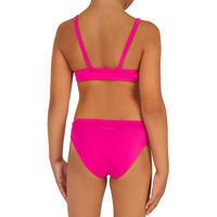 Bikini top AG liso rosa oscuro