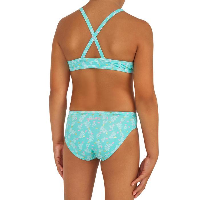 Bikini de surf BONI PALMY azul forma top