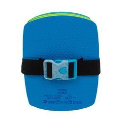 Zwemgorde blauw groen met afneembare drijfhulp