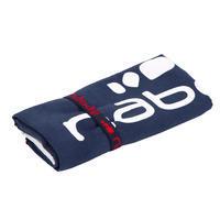 Printed Microfibre Towel, L - Red Blue