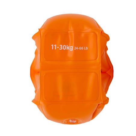 Children's Swimming Armbands orange 11-30 kg