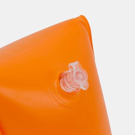 Swimming armbands for 11-30 kg kids - orange