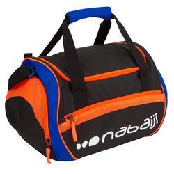 30 L游泳袋500黑色橘色