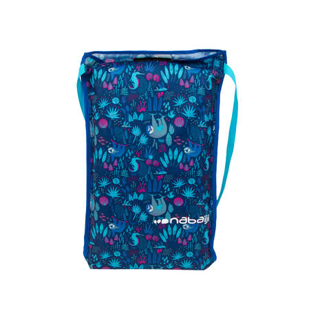 TIDIPOOL 88.5 diameter kids paddling pool with waterproof carry bag - Blue