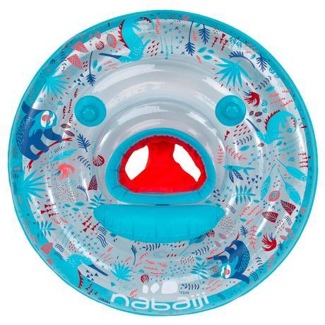 Bou e si ge b b transparente all sloth avec poign es d - Maillot de bain transparent piscine ...