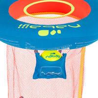 TIBALL underwater pool game net and ball