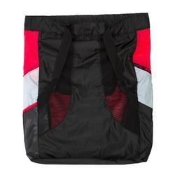 Zwemtas netstof Mesh 900 zwart/rood