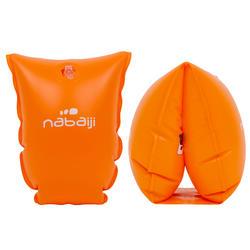 Manguitos Natación Nabaiji Naranja 11 a 30kg