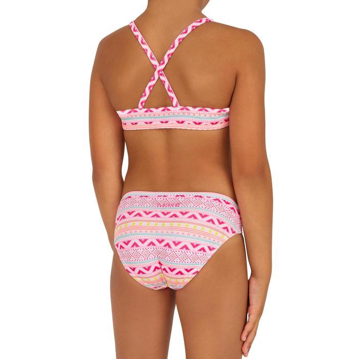 Bikini-Set Bustier Boni Ulahe Surfen Mädchen bunt