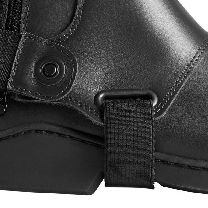 Chaps 560 Leder Erwachsene schwarz