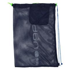 SWIM BAG MESH 500 30L BLUE